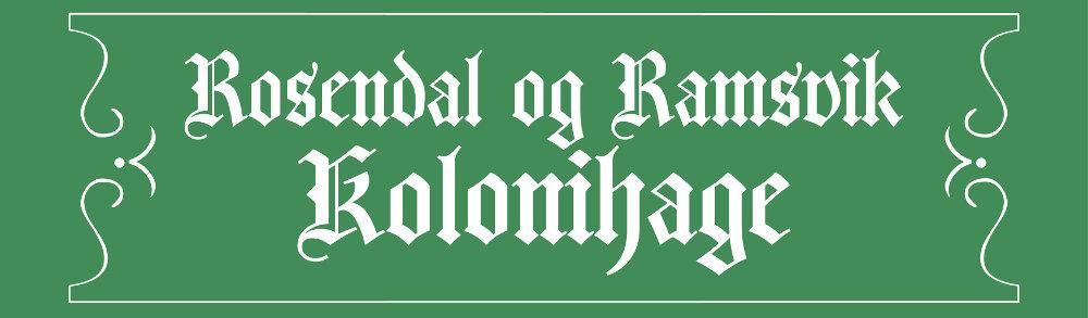 Rosendal og Ramsvik kolonihage